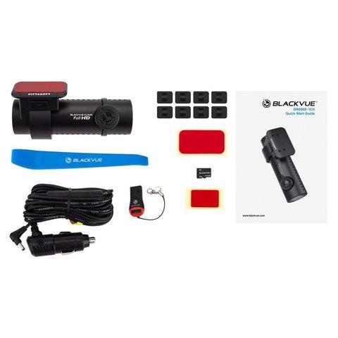 Видеорегистратор с GPS, G-сенсором и датчиком движения BlackVue DR 650 S-1СH Превью 3
