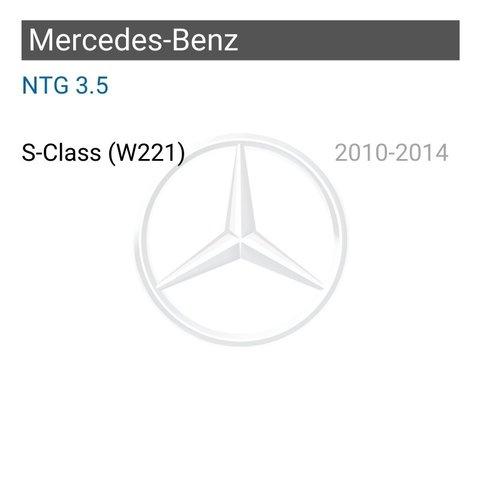 Безпровідний CarPlay та Android Auto адаптер для Mercedes-Benz з NTG 3.5 Прев'ю 1