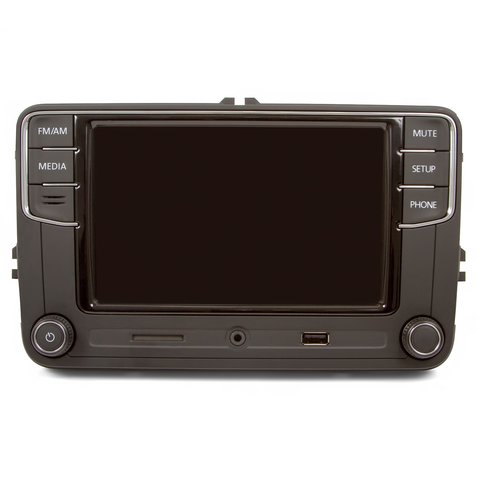Volkswagen RCD330 PLUS Head Unit (6.5″) Preview 1