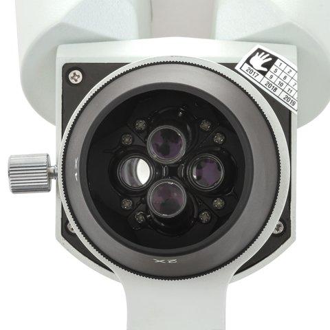 Бинокулярный микроскоп ST-D-P (10x; 2x/4x) Превью 2