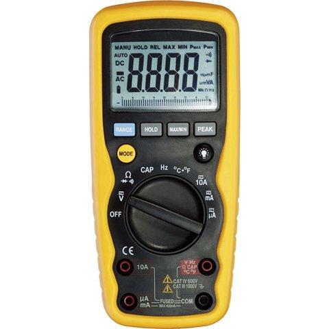 Професійний цифровий мультиметр Axiomet AX-155 (Повний аналог Extech EX503) Прев'ю 1