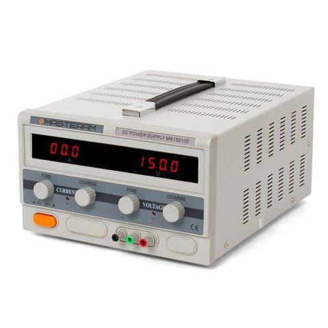 Лабораторний блок живлення Masteram MR15010E Прев'ю 1