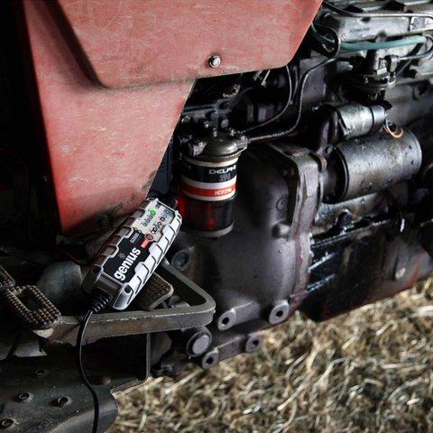 Интеллектуальное зарядное устройство G3500EU для 6 В и 12 В аккумуляторов - Просмотр 5