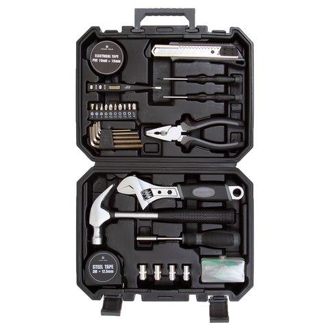 Набір інструментів Xiaomi Jiuxun Tools Toolbox Pro для дому (60 шт.) Прев'ю 1