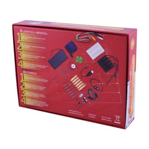 Конструктор Практична електроніка №5 Джерела живлення - /*Photo|product*/