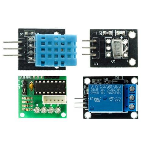 Набор для Arduino Super Starter Kit на базе UNO R3 + руководство пользователя Превью 2