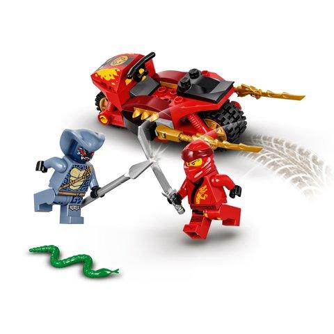 Конструктор LEGO NINJAGO Мотоцикл с мечами Кая 71734 Превью 5