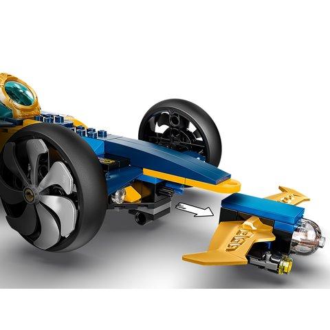 Конструктор LEGO NINJAGO Спидер-амфибия ниндзя 71752 Превью 6