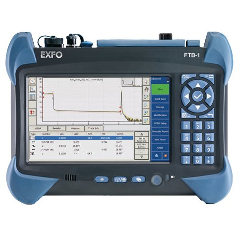 EXFO FTB-1 Platform with FTB-720-023B Module Preview 1