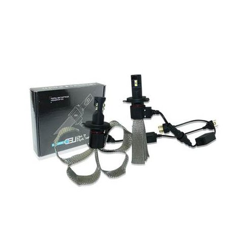 Car LED Headlamp Kit UP-5HL-H1W-PHI-2500Lm (H1, 2500 lm, cold white) Preview 3