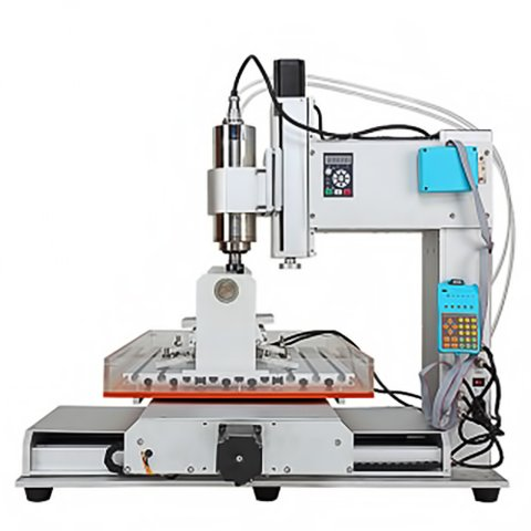 5-axis CNC Router Engraver ChinaCNCzone HY-6040 (2200 W) Preview 8