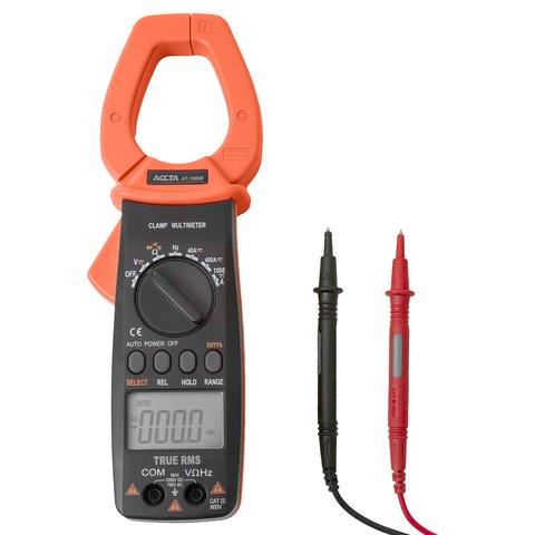 Digital Clamp Meter Accta AT-1000E Preview 5